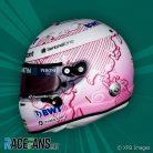 Sebastian Vettel's 2021 F1 Helmet