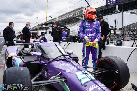 Pietro Fittipaldi, Coyne, Indianapolis, IndyCar, 2021