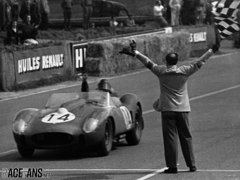 Ferrari, Le Mans, 1958
