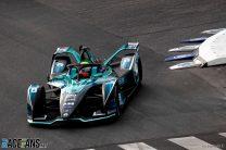 Turvey hits stationary cars in freak Formula E practice crash