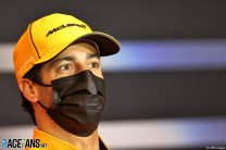 "Ricciardo apologises for ""aggressive"" and profane criticism of F1's social media coverage"