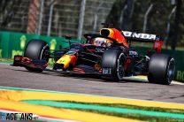 Max Verstappen, Red Bull, Imola, 2021