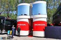 Honda trucks, Imola, 2021