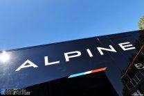 Alpine, Imola, 2021
