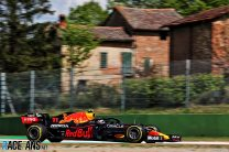Sergio Perez, Red Bull, Imola, 2021
