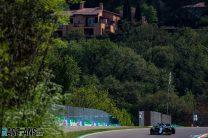 Fernando Alonso, Alpine, Imola, 2021