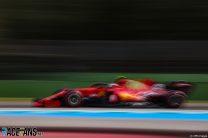 Carlos Sainz Jnr, Ferrari, Imola, 2021