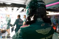 Lance Stroll, Aston Martin, Imola, 2021