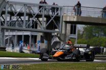 McLaren's O'Ward starts IndyCar season on pole as Grosjean stars