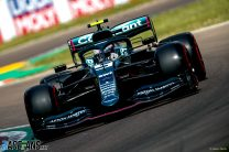 Despite rules complaints, Aston Martin are only 0.07s slower at Imola