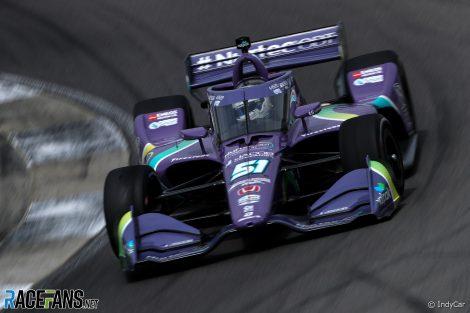 Romain Grosjean, Coyne, IndyCar, Barber Motorsport Park, 2021