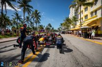 F1 to keep 23-race schedule in 2022 after addition of Miami