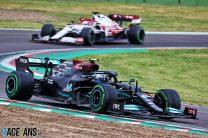 "Poor Imola pace was ""100% tyres"", says Bottas"