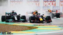 2021 Emilia-Romagna Grand Prix in pictures