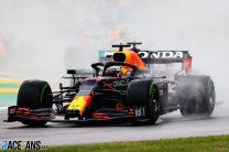 2021 Emilia-Romagna Grand Prix race result