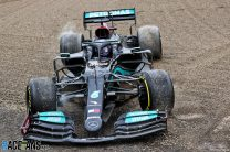 """Hamilton was """"in too much of a hurry"""" when he went off lapping Russell"""