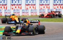 Norris surprised Leclerc didn't pass Verstappen: 'It's worth the risk'