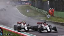 """Giovinazzi hopes to end """"terribly unlucky"""" run after tear-off wrecks Imola race"""