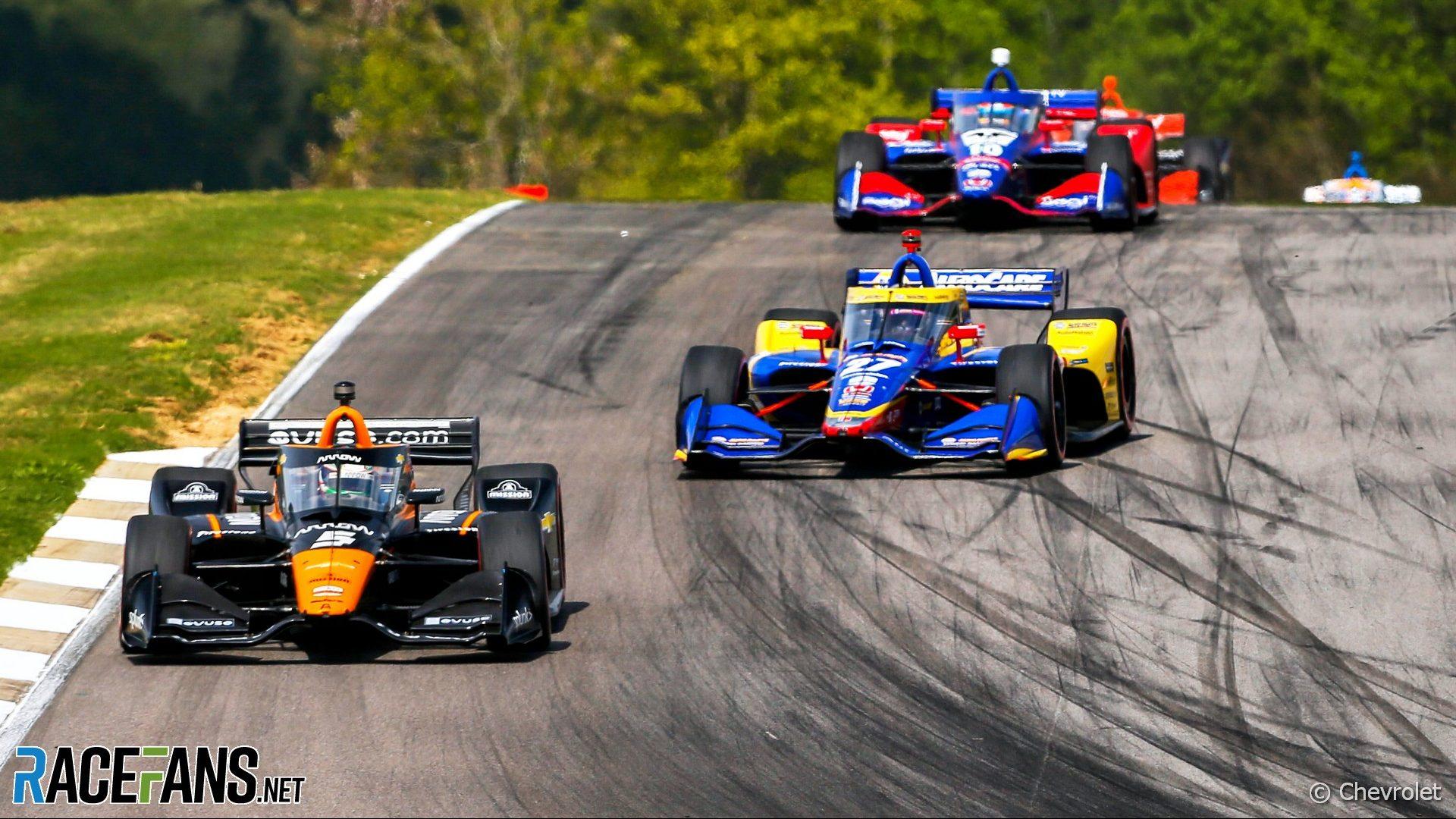 Patricio O'Ward, McLaren SP, IndyCar, Barber, 2021