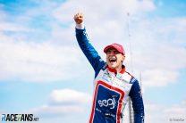 Palou starts IndyCar season with first win, Grosjean 10th on debut