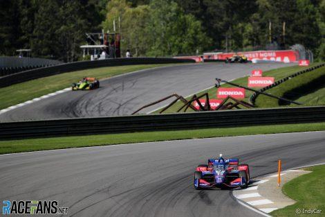 Alex Palou, Ganassi, IndyCar, Barber Motorsport Park, 2021