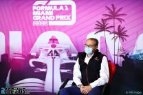Miami F1 track not compromised by move from bay area to stadium – Domenicali