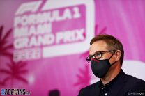 US driver great to have but not essential, says Miami F1 race promoter