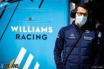 Why Williams' new technical director is aiming to beat his schoolmate
