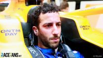 """Ricciardo willing to """"accept defeat for the moment"""" as Norris leads McLaren charge"""