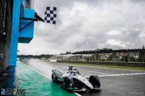 De Vries wins as energy shortage brings Valencia race to farcical end