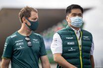 Sebastian Vettel, Jun Matsuzaki, Aston Martin, Autodromo do Algarve, 2021
