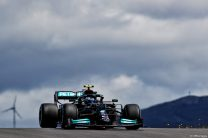 Bottas on pole in Portugal as Verstappen loses quicker lap time