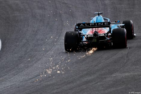 Fernando Alonso, Alpine, Autodromo do Algarve, 2021