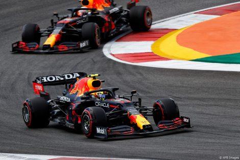Sergio Perez, Max Verstappen, Red Bull, Autodromo do Algarve, 2021