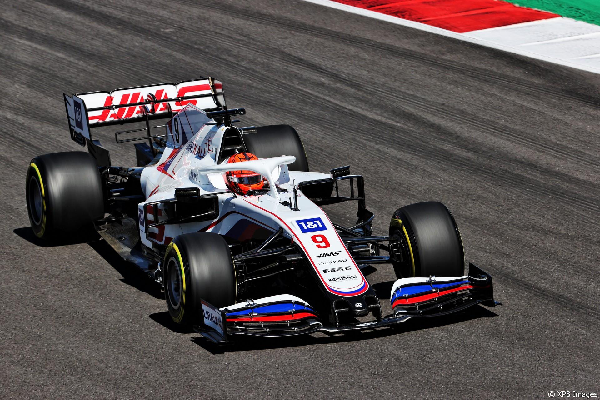 Nikita Mazepin, Haas, Autodromo do Algarve, 2021