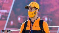 Revealed: Ricciardo explains his plan to give Abiteboul a 'Honey Badger' tattoo