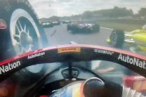 "Aeroscreen ""likely saved my life"" in first-lap crash – Hunter-Reay"