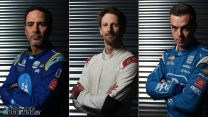 Grosjean faces the toughest task of IndyCar's all-star rookies