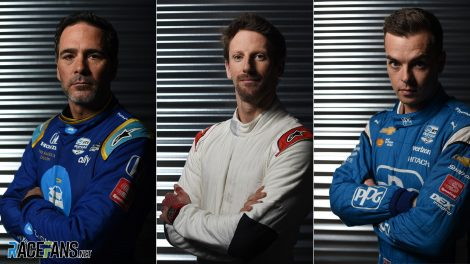 Johnson, Grosjean, McLaughlin