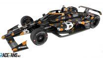 Ed Carpenter Racing Bitcoin Car Indy 500 2021 Rinus Veekay