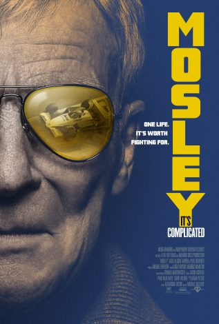 Mosley It's Complicated poster