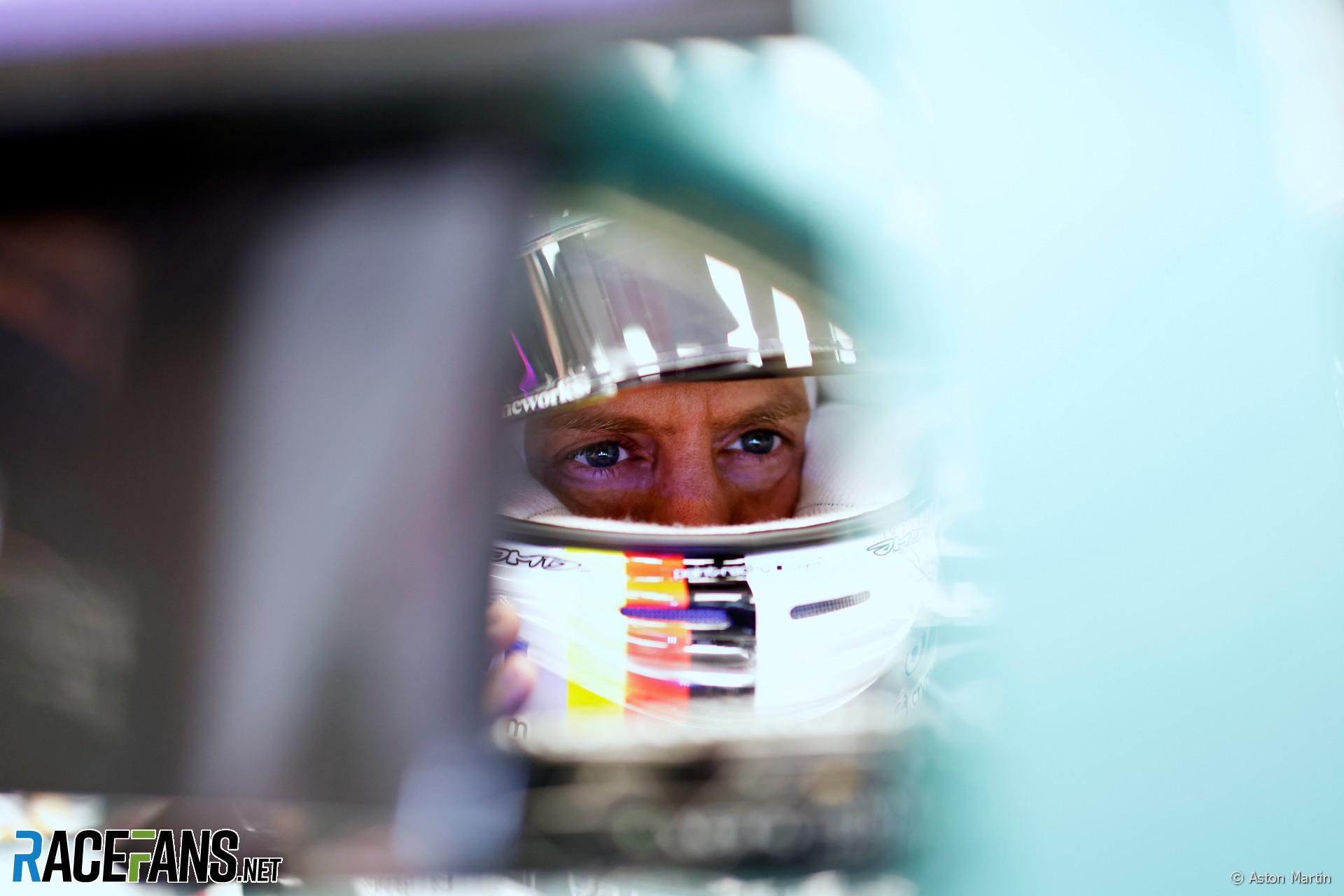 Sebastian Vettel, Aston Martin, Autodromo do Algarve, 2021