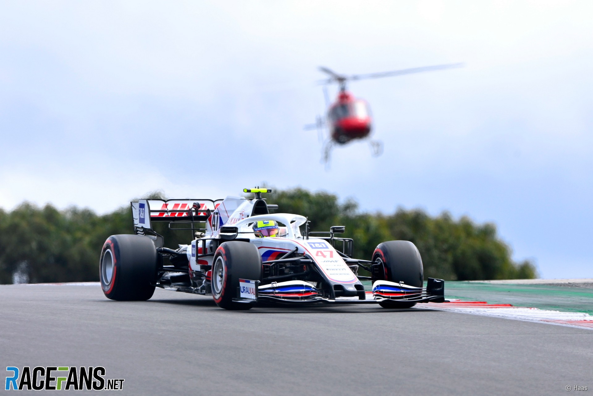 Mick Schumacher, Haas, Autodromo do Algarve, 2021