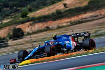 Esteban Ocon, Alpine, Autodromo do Algarve, 2021