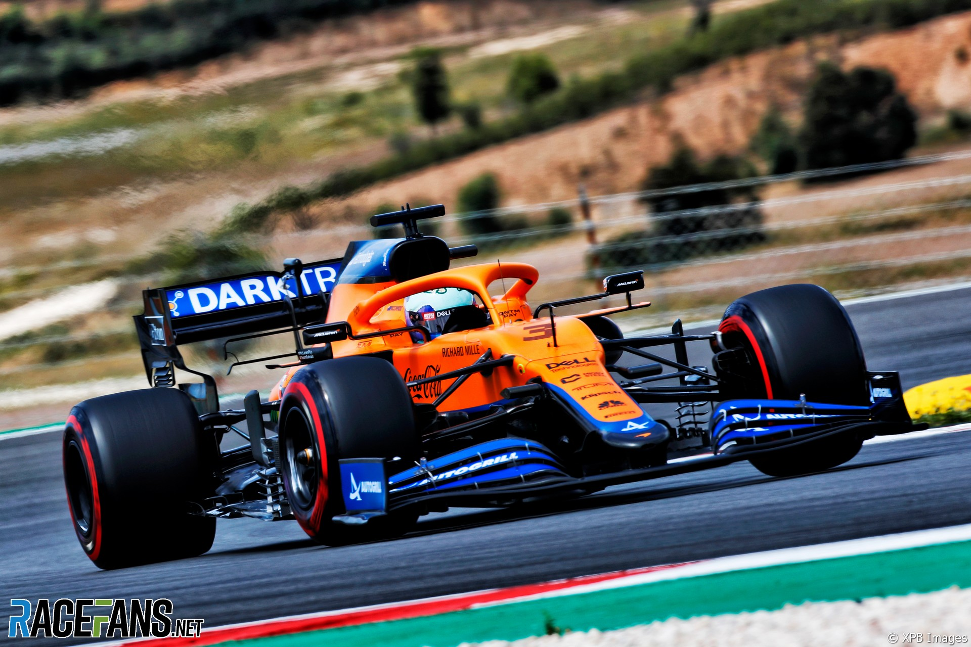 Daniel Ricciardo, McLaren, Autodromo do Algarve, 2021