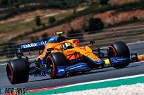 Lando Norris, McLaren, Autodromo do Algarve, 2021