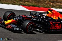 Verstappen: New surface ruined Algarve, I don't even want to think about Istanbul
