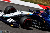 George Russell, Williams, Autodromo do Algarve, 2021