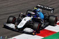 Nicholas Latifi, Williams, Autodromo do Algarve, 2021