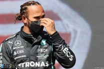 Hamilton says he only did one good qualifying lap after narrowly missing pole